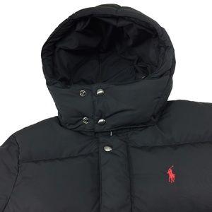 Polo by Ralph Lauren Jackets & Coats - Polo Ralph Lauren Mens Down Hooded Puffer Jacket